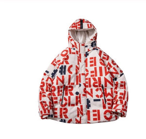 Copy of SAUCED. NYC Puffer Jacket - SAUCED