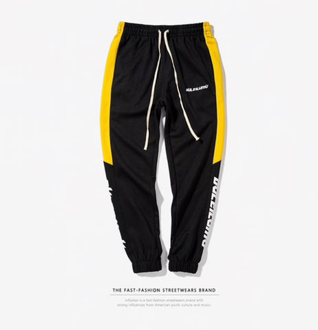 Sauced Walka - Batman Joggers - saucedoutfittersnyc
