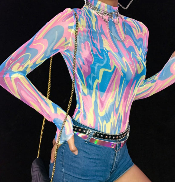 Sweet Night Out - Bodysuit - saucedoutfittersnyc