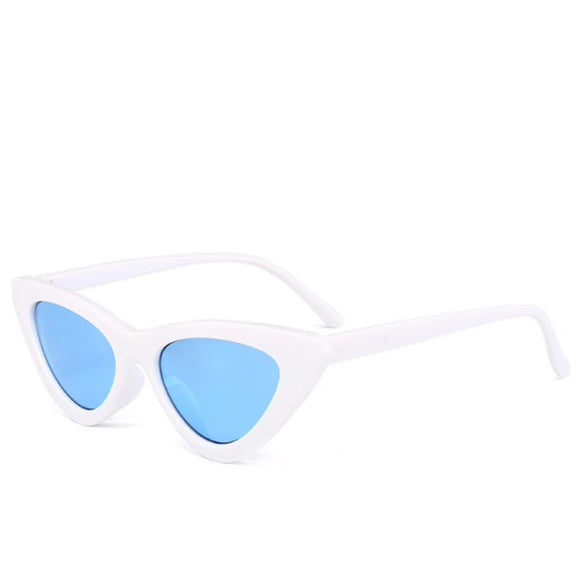 Ruth - Cat Eye Sunglasses - SAUCED