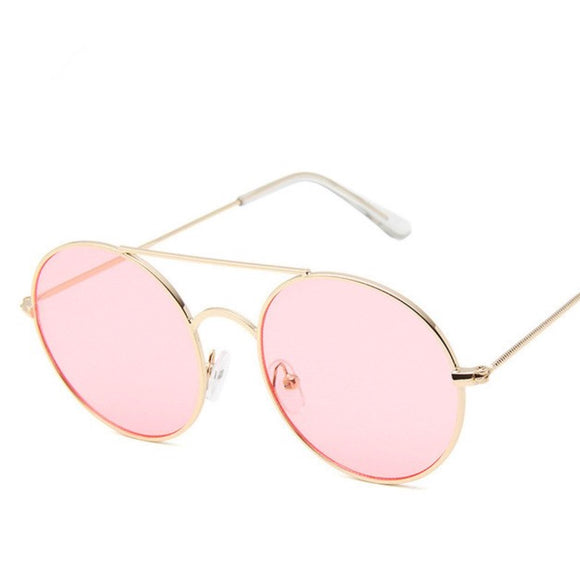 Peachy - Vibe Sunglasses - SAUCED