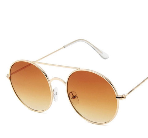 Ginger - Vibe Sunglasses - SAUCED