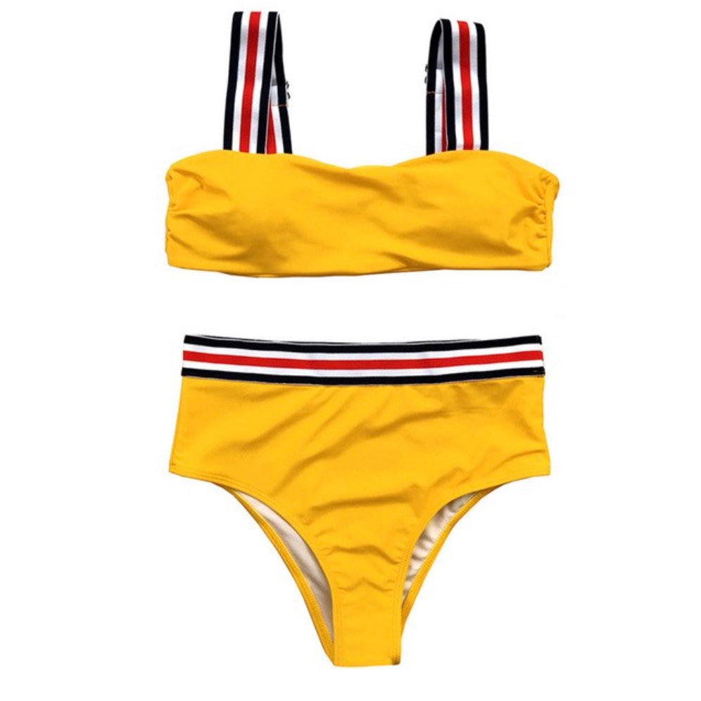 Womens Swimwear - Bikini Set - saucedoutfittersnyc