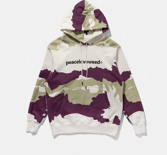 Sterl's Camo - Pull Over - SAUCED