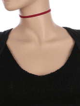 Load image into Gallery viewer, Necklace Elastic Adjustable Choker