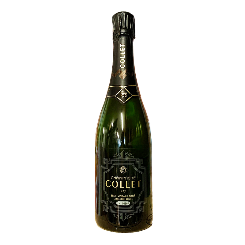 Champagne Collet Brut 2008 Collection Privee