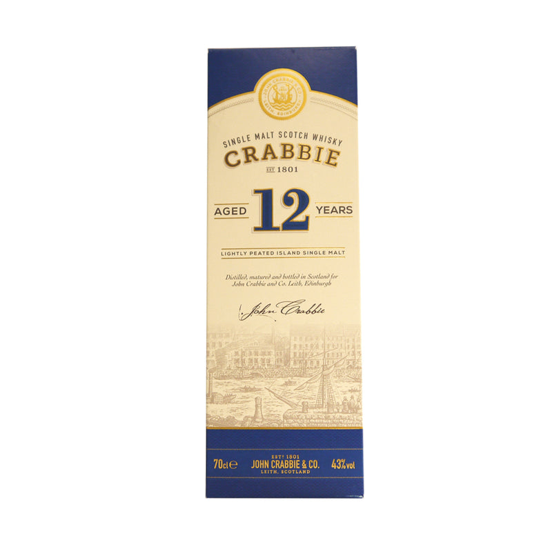 Crabbie 12yo island single malt