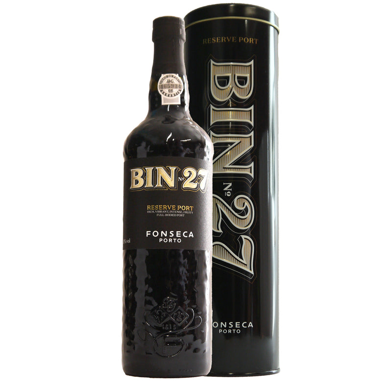 Fonseca Bin 27 - Ruby Port, gift boxed