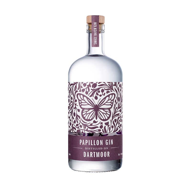 Papillon Gin 70cl- Devon