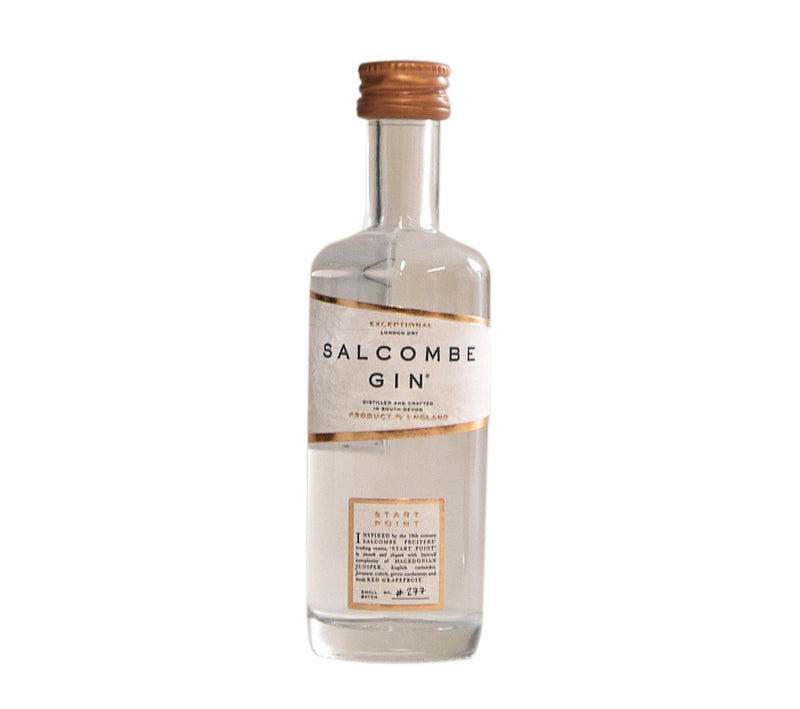 Salcombe Gin 5cl Minis