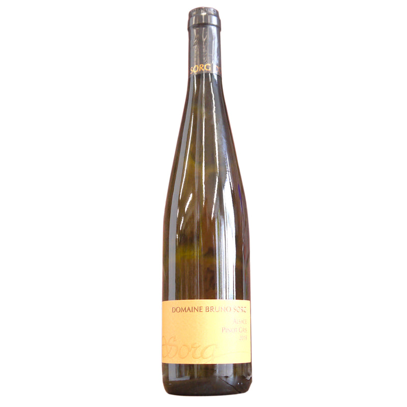 Domaine Bruno Sorg  Pinot Gris 2018