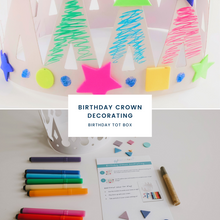 Load image into Gallery viewer, Birthday Tot Box (Fundraiser)