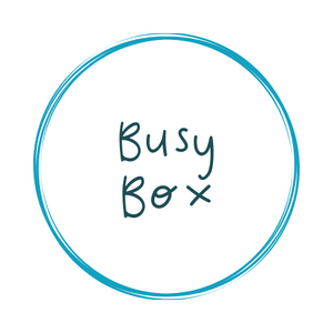 NEW! TinkerTots Busy Box