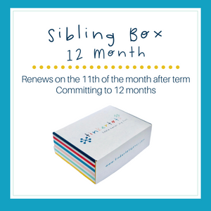 Sibling Box 12 Month Subscription Prepay
