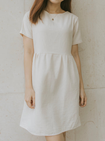 Ukiyo Dress - Oatmeal