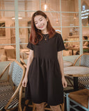 Ukiyo Dress - Black
