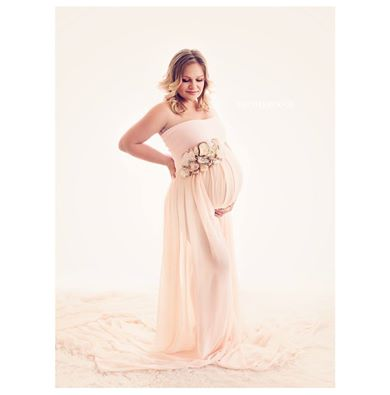 abb09858591 Maternity gowns – Cherry Blossom Props