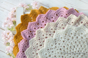 Crochet Lace Layers