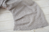 Grey Textured Knit POSING FABRIC Sophia