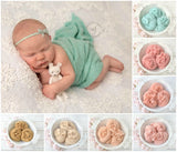 Delicate Knit Newborn Wraps AMY