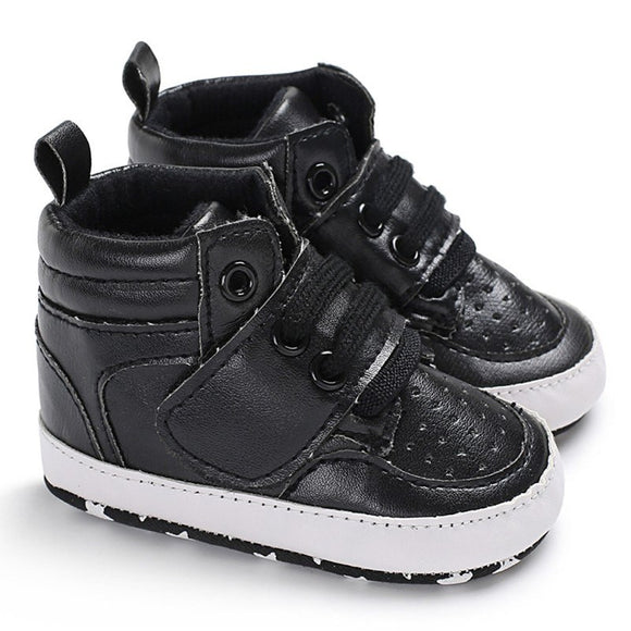Baby Boys' High Top Sport Shoes