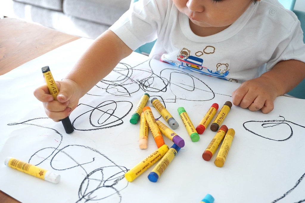 Child Scribbles: Why is it Happening All the Time?