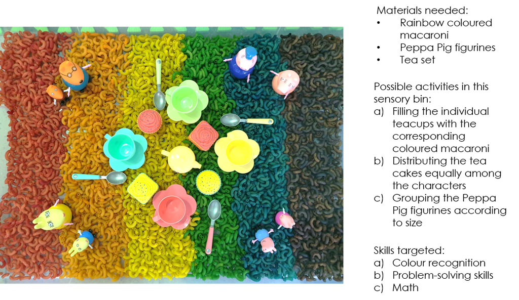 Sensory Play for Babies - My Messy Box Most Popular Sensory Bins