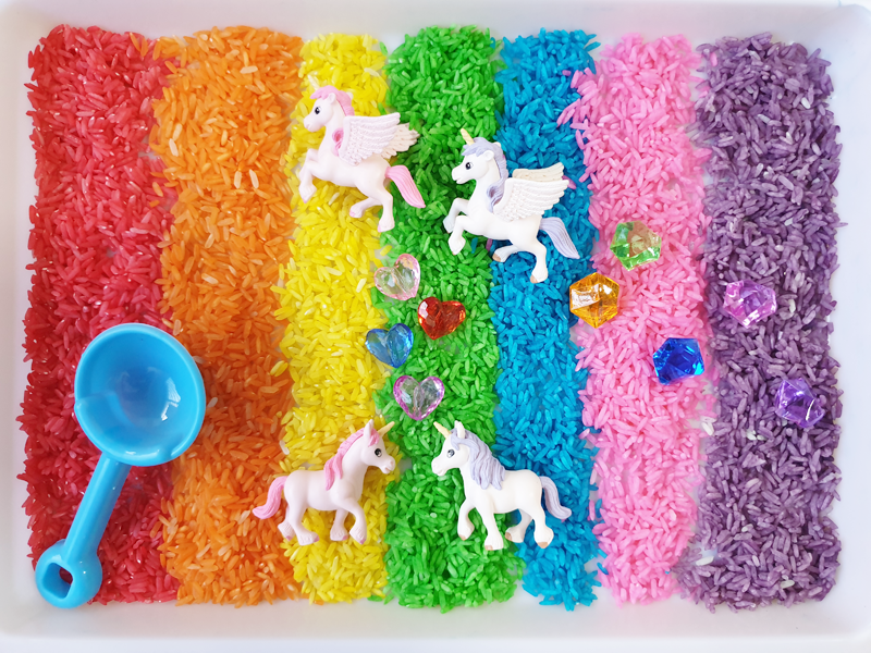 Unicorn Grandeur Premium Multi-sensory Kit