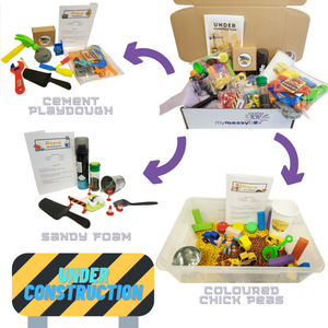 Under Construction Premium Multi-sensory Kit
