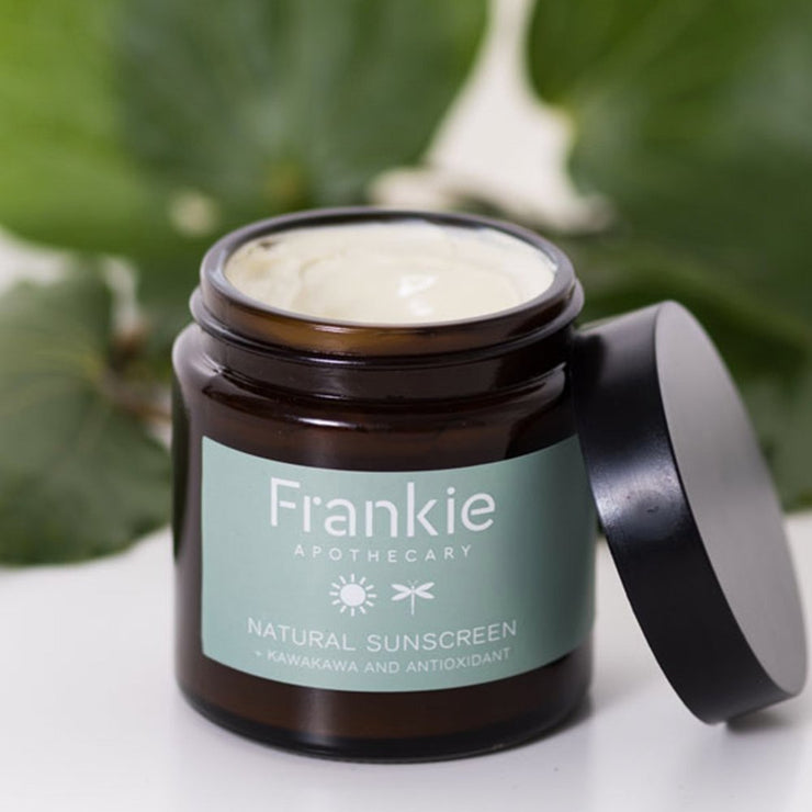 Frankie Apothecary Natural Sunscreen SPF 35+