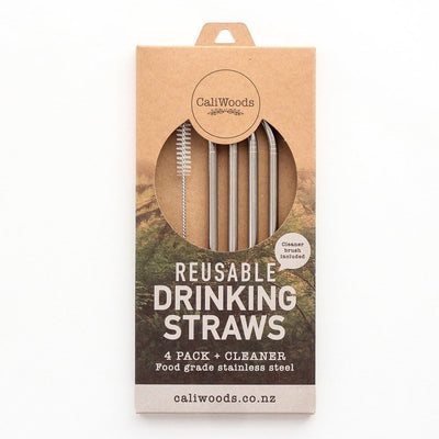 Cali Woods Reusable Straws