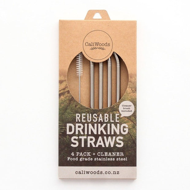 CaliWoods Reusable Straws