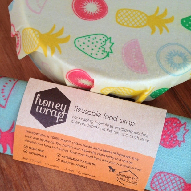 Honey Wrap - Reusable food wraps