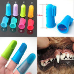 Dog Finger Toothbrush - Portable Doggie