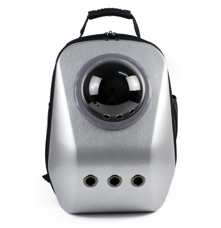 Space Pet Backpack Carrier | Portable Doggie