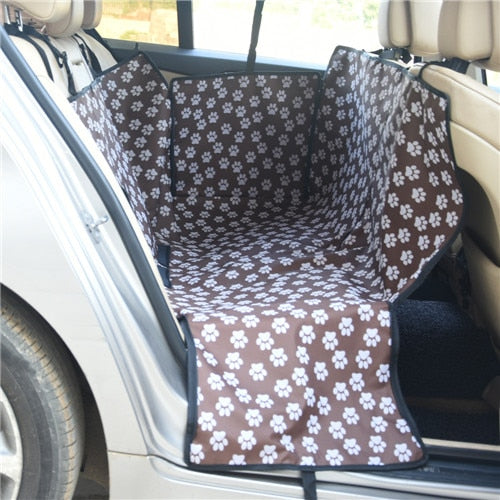 Pet Car Seat Cover | Portable Doggie