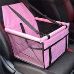 Pet Car Seat Booster | Portable Doggie