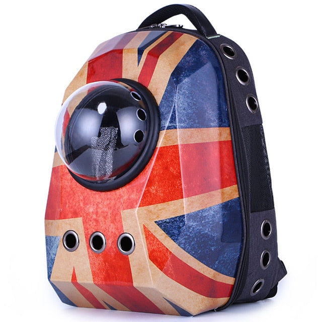 Breathable Capsule Pet Carrier