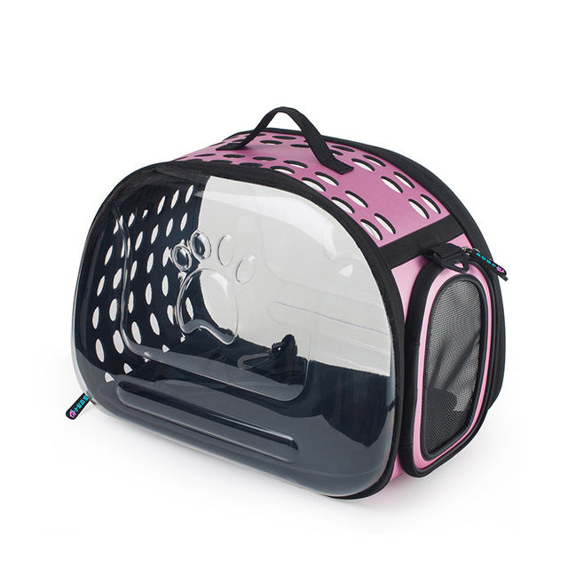 Pet Portable Carrier Hand Bag | Portable Doggie
