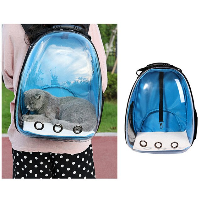 Pet Outdoor Portable Backpack Carrier | Portable Doggie