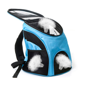 Lightweight Puppy Backpack Carrier | Portable Doggie