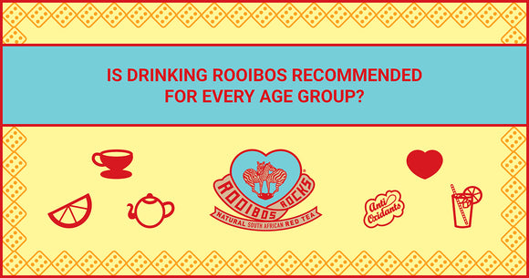Rooibos Rocks recommendation