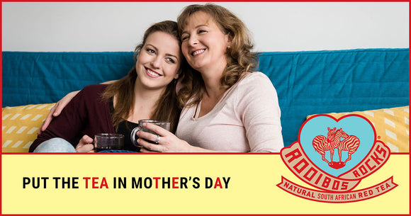 rooibos rocks - mothers day