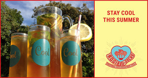 Get summer-ready with this refreshing Chai Rooibos Iced Tea recipe – it rocks!