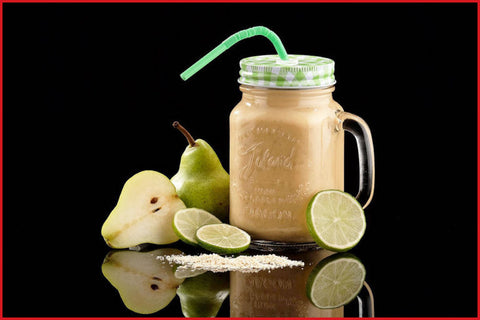 PEAR AND ROOIBOS VANILLA SMOOTHIE