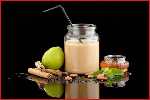 ROOIBOS NUTTY SMOOTHIE