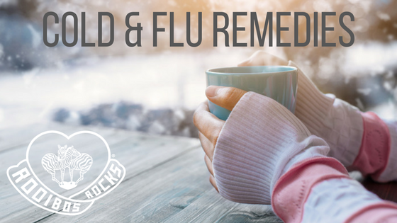 Rooibos cold and flu remedies