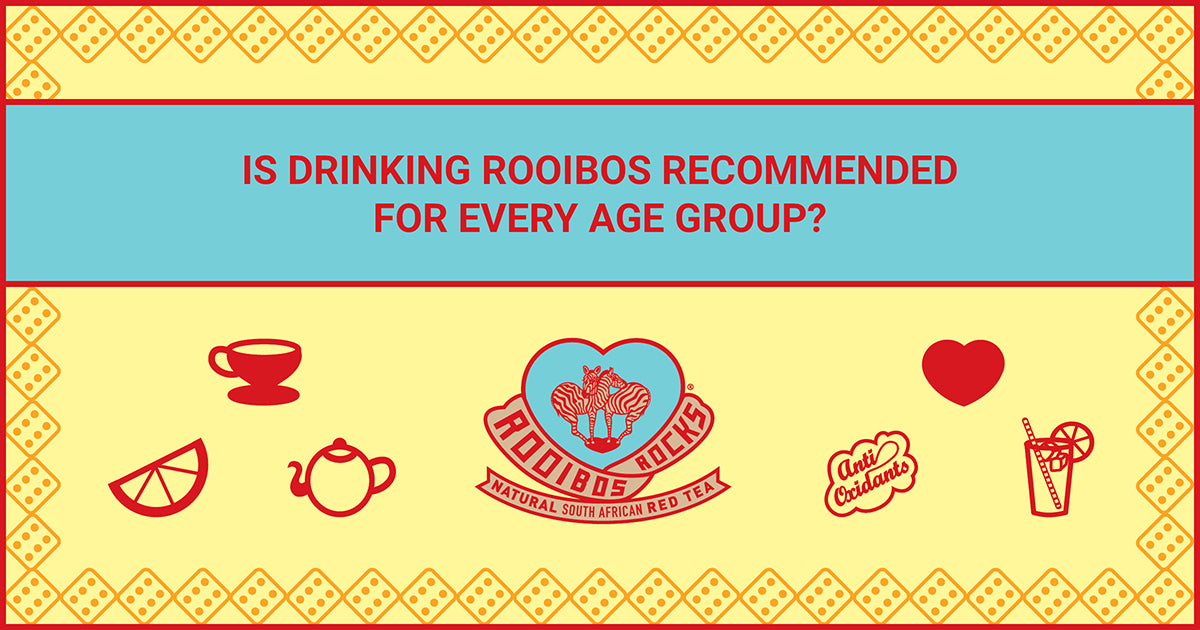 Rooibos Rocks recommends