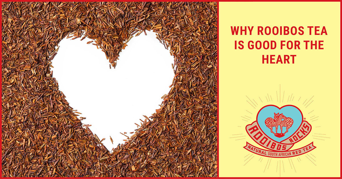 Rooibos Rocks your heart