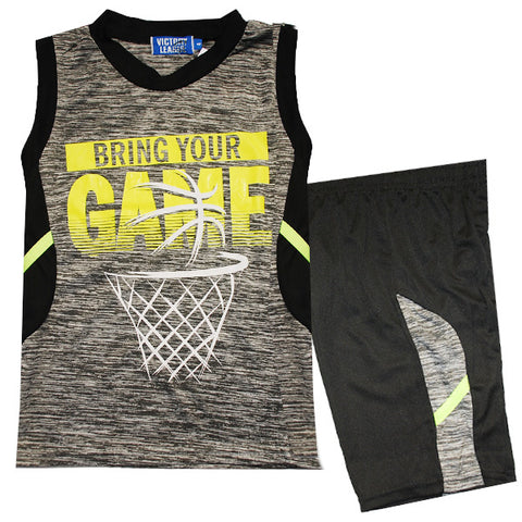 VL Game Boys Shorts Set